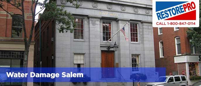 Water Damage Salem