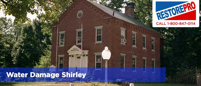 Water Damage Shirley