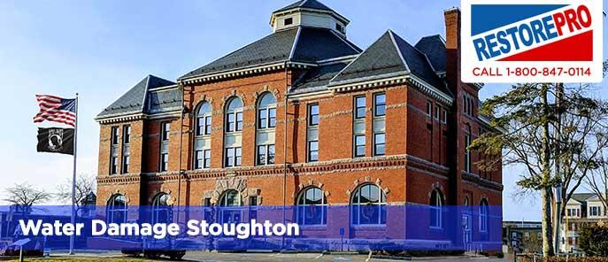 Water Damage Stoughton