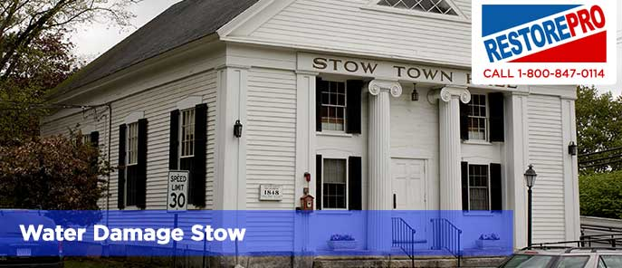 Water Damage Stow