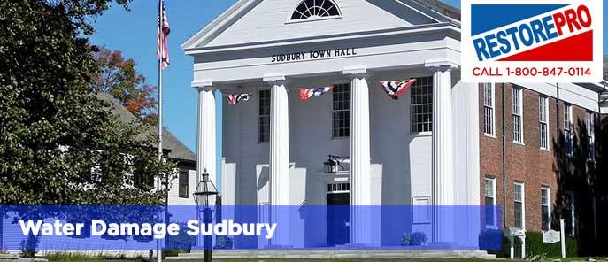 Water Damage Sudbury