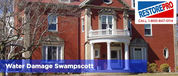 Water Damage Swampscott