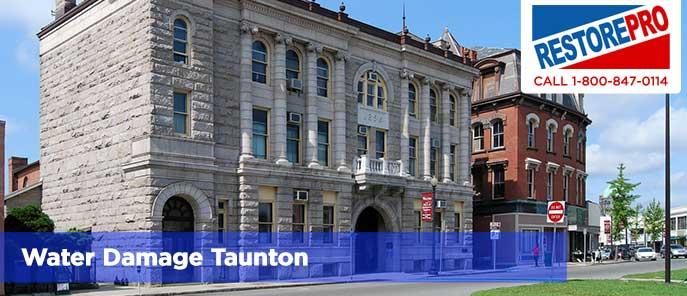 Water Damage Taunton