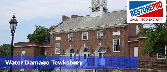 Water Damage Tewksbury