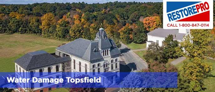 Water Damage Topsfield