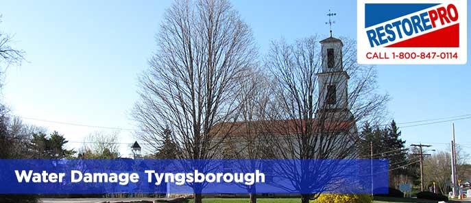 Water Damage Tyngsborough