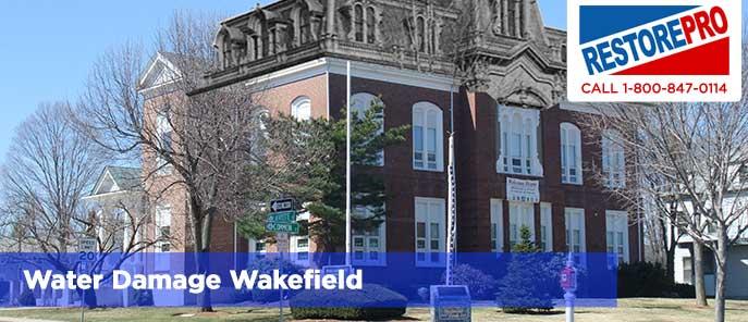 Water Damage Wakefield