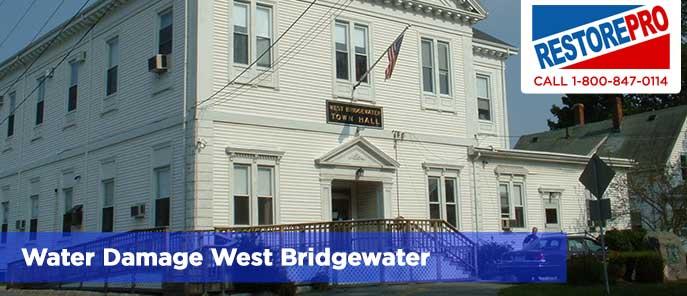 Water Damage West Bridgewater