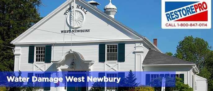 Water Damage West Newbury