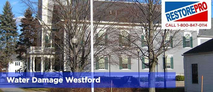 Water Damage Westford