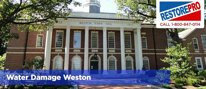 Water Damage Weston
