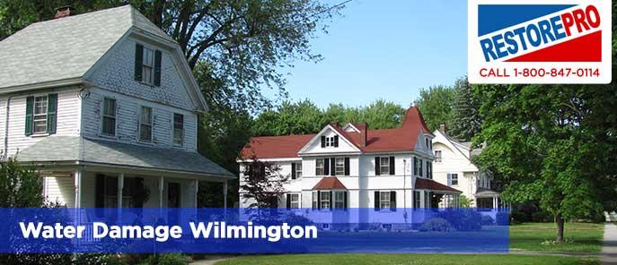 Water Damage Wilmington