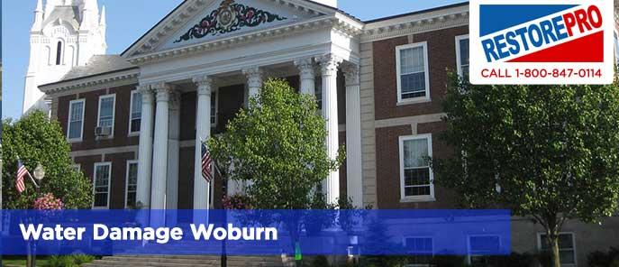 Water Damage Woburn