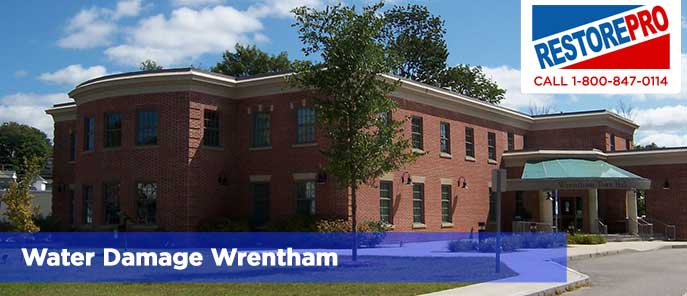 Water Damage Wrentham